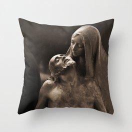 A New Beginning Throw Pillow