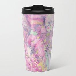 Flower Heads Travel Mug