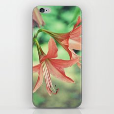 Lilly Love iPhone & iPod Skin