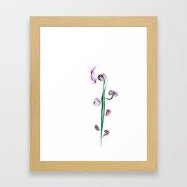 Whispering Rose Framed Art Print