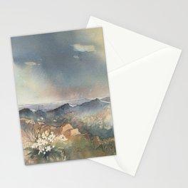 Desert Poppy Stationery Cards