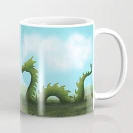 Dreams Of A Dragon Coffee Mug
