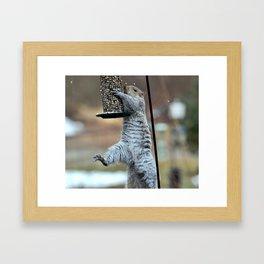 Whooops Framed Art Print