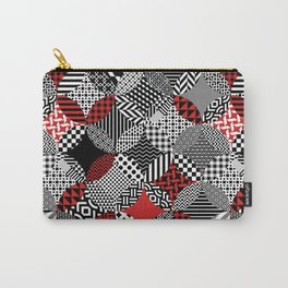 Patchwork Five Carry-All Pouch