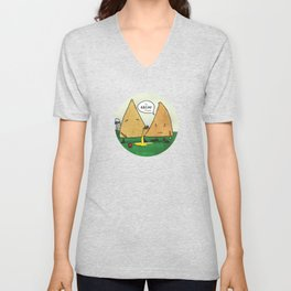 Nacho Friend Unisex V-Neck