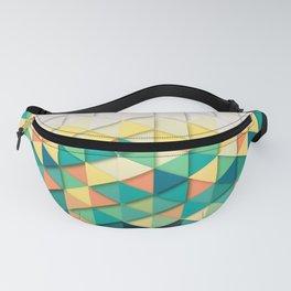 geometric 02 Fanny Pack