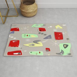 Chaos in Motion Rug