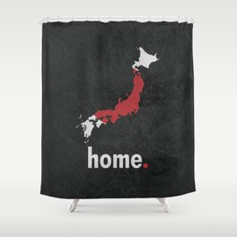 Japan Proud Shower Curtain