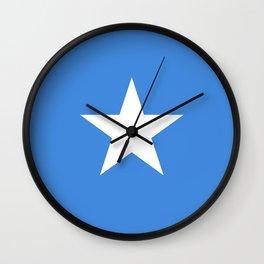 Flag of Somalia Wall Clock