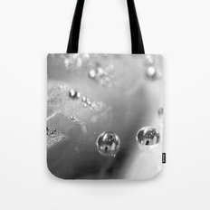 Two BW Tote Bag