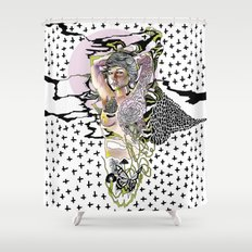 Sweetly Lavender Shower Curtain