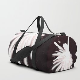 Space Ballerina (2 of 3) Duffle Bag