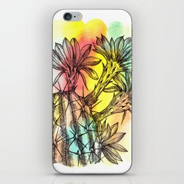 Plant Series: Desert Cactus iPhone Skin