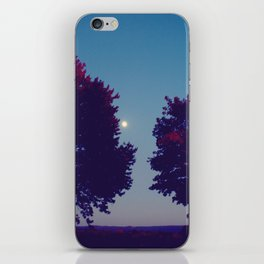 Between the Trees iPhone Skin