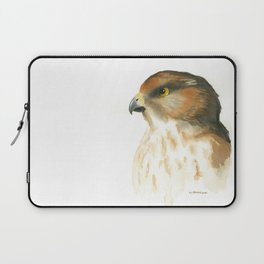 juvenile red-tailed hawk Laptop Sleeve