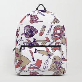 Summer Goods Red Backpack