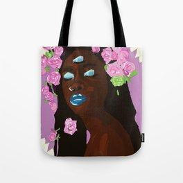 world (light purple) Tote Bag