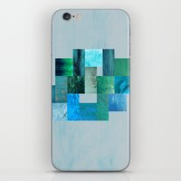 blues iPhone & iPod Skins featuring blues by Last Call
