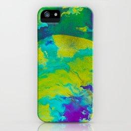 mindwaves iPhone Case