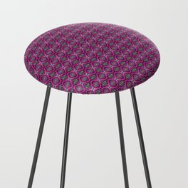 Coleus Counter Stool
