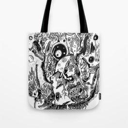 Frail Tote Bag