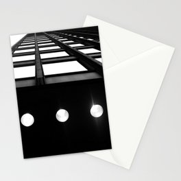 Industrial Beams Stationery Cards