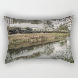 Dart Valley Double Rectangular Pillow