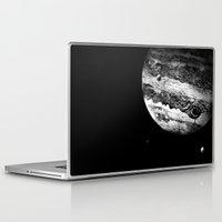 minions Laptop & iPad Skins featuring Jupiter & 3 Minions by Dushan Milic