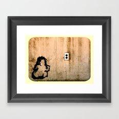 maebee  Framed Art Print