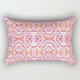 Tribal Explosion Rectangular Pillow