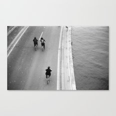 There they go. Canvas Print