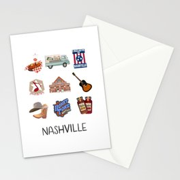 Nashville Stationery Cards