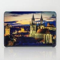 prague iPad Cases featuring Prague by EclipseLio