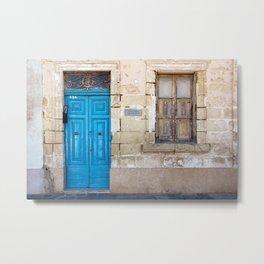 Malta 18 Metal Print