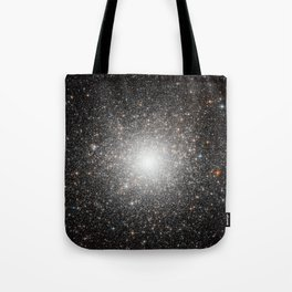 Hubble Space Telescope - First globular cluster outside the Milky Way Tote Bag
