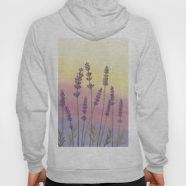 Lavender in Sunset Hoody