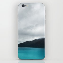 The Waters And The Wild iPhone Skin