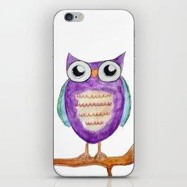 Owling Around iPhone Skin