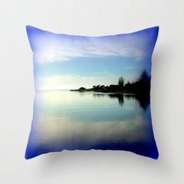 Fossil's Bluff - Tasmania - Australia Throw Pillow