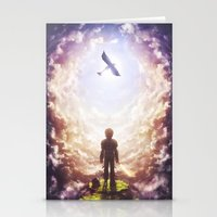 how to train your dragon Stationery Cards featuring How to train your dragon by Westling