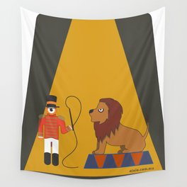 tamer eye Wall Tapestry