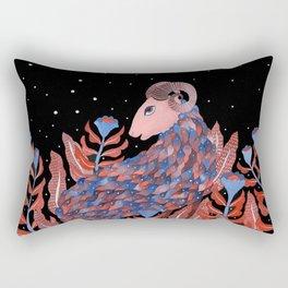 Zodiac - Aries Rectangular Pillow