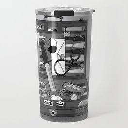 Lost Souvenirs Travel Mug