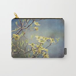 Dogwood Tree Blooming Carry-All Pouch