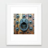 spain Framed Art Prints featuring Spain by Medea