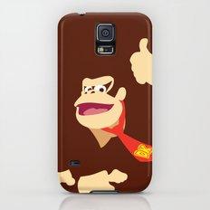 Donkey Kong - Minimalist - Nintendo Galaxy S5 Slim Case
