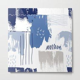 artistic pattern (8) Metal Print