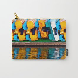Paddle Boats Carry-All Pouch
