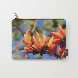 Jungle Flame - Palaash Carry-All Pouch
