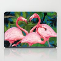 palm tree iPad Cases featuring Palm tree by mark ashkenazi